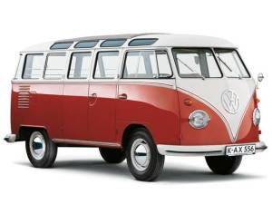 The Legendary VW Transporter